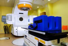 rradiotherapy technology - stock photo