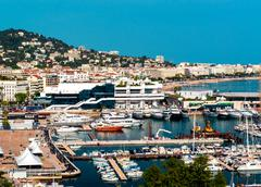 cannes, france - stock photo