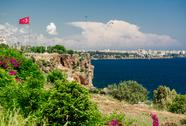 Stock Photo of antalya city