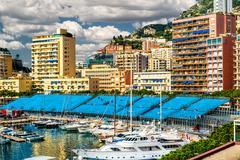 Valmistelu kaavan 1 Monacon Grand Prix Kuvituskuvat