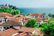 Stock Photo of view of antalya city