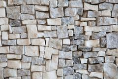 Background of small marble parts Stock Photos