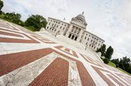 Stock Photo of Rhode Island State Capitol Building, Providence