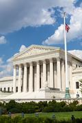 Stock Photo of United States Supreme Court, Washington, DC