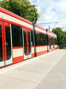 Stock Photo of tram, streetcar
