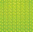 Stock Illustration of lemon green spiral