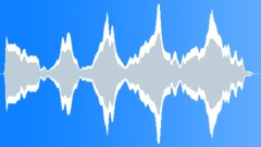 Shrill warning signal - sound effect