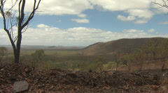 Australia Landscape View Stock Footage