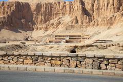 Temple of pharaoh hatshepsut, luxor, egypt Stock Photos