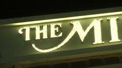 The Mirage on CIRCA 2014 in Las Vegas. Stock Footage