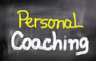 Stock Photo of personal coaching concept