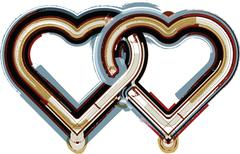 Heart. vector illustration Stock Illustration