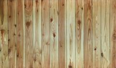 Close up of wood panel  pattern textured use as  background or backdrop Stock Photos