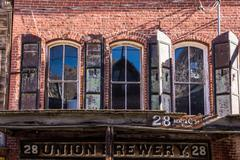 Union brewery Stock Photos