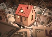 Stock Illustration of House Money