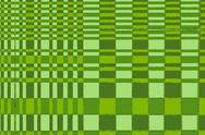 Stock Illustration of green abstract stripe background pattern