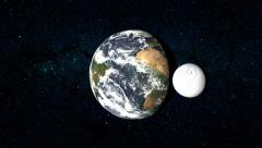 Planet Earth Stock Footage
