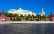 Stock Photo of Moscow Kremlin
