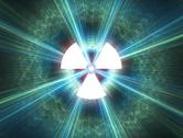 Stock Illustration of nuclear radiation symbol