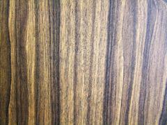Stock Photo of artificial  veneer with  natural wooden pattern
