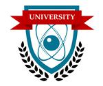 Stock Illustration of university emblem design