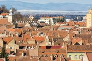 Stock Photo of Brasov Medieval City