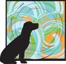 Stock Illustration of Dog, vector illustration