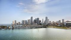 City of miami beach Stock Photos