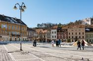 Stock Photo of Council Square Of Brasov