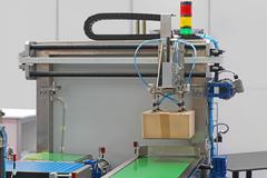 Stock Photo of material handling