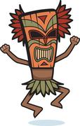 Witch Doctor Stock Illustration