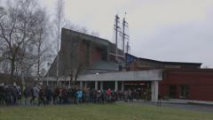 Vasa museum Stock Footage