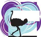 Stock Illustration of Ostrich illustration