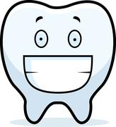Tooth Smiling Stock Illustration