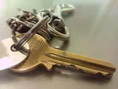 The Keys To Succeed - stock photo