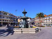 Stock Photo of gomes teixeira square in porto