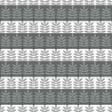 Stock Illustration of leaf pattern on a strip