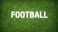 Football World Cup Animation Stock Footage