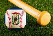 Stock Illustration of west virginia baseball
