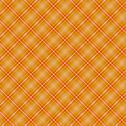 Stock Illustration of seamless cross orange shading diagonal pattern