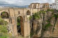 Stock Photo of Ronda, Spain