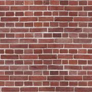 Seamless brick wall texture from Amsterdam Stock Photos