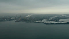 Aerial Sydney Stock Footage