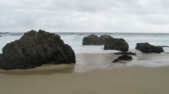 Garrapata State Beach, California -  30s 720p Stock Footage