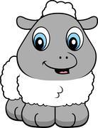 Vauva Lamb Piirros