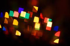 Abstract bokeh background Stock Photos