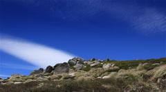Australian Landscape - Kosciuszko National Park Stock Footage
