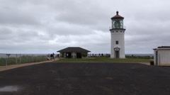 Point Kilauea National Park Stock Footage
