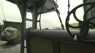 Stock Video Footage of Naval equipment cruiser Aurora