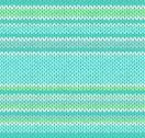 Stock Illustration of style seamless green blue white color light knitted pattern